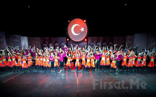 Mall Of İstanbul Moi Sahne'de 26 Mart'da ANADOLU ATEŞİ KIVILCIM'ın Muhteşem Çocuk Gösterisi Giriş Bileti Fırsatı!