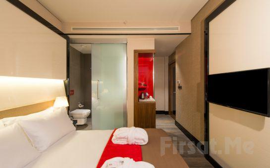 Hotel Favori Nişantaşı'nda 2 Kişi 1 Gece Konaklama, Kahvaltı ve Spa Keyfi