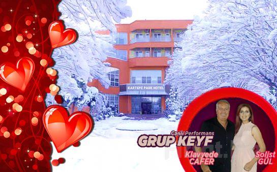 Kartepe Park Otel'de Konaklama Keyfi, Kahvaltı ve Kayak Seçenekleriyle! (Sevgililer Günü Gala ve Konaklama Seçenekleri!)