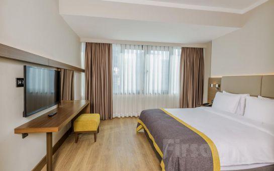 Near Port Hotel Kurtköy'de 2 Kişi 1 Gece Business Odalarda Konaklama Keyfi!