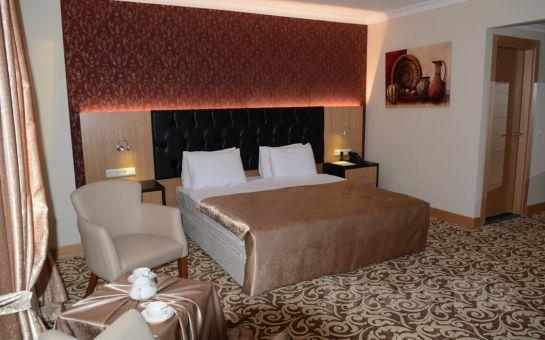 Ataşehir Vois Hotel'de 2 Kişilik Konaklama ve Kahvaltı Seçenekleri
