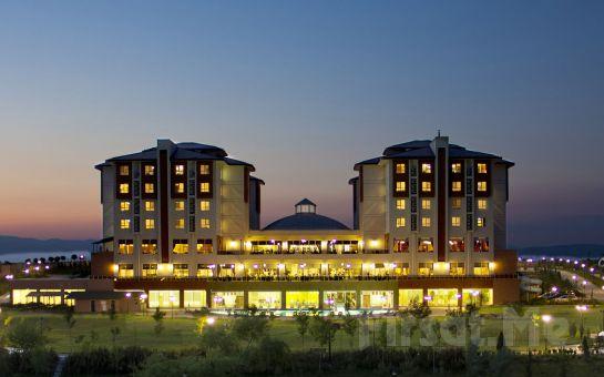Afyon Sandıklı Thermal Park Otel'de Her Şey Dahil Konaklama + Termal Havuz Kullanımı!