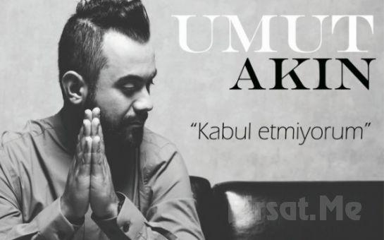 Beyrut Performance Kartal Sahne'de 29 Mart'da UMUT AKIN Konseri Giriş Bileti!