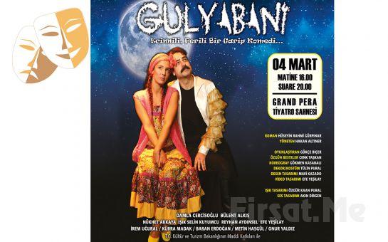 Ünlü Sinema Klasiğinden Uyarlanan Gulyabani Komedi Tiyatro Oyun Biletleri