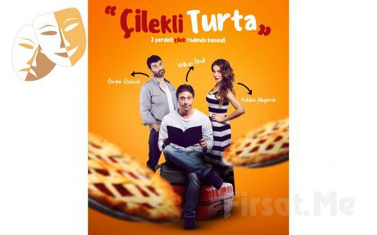 İstanbul Temaşa'dan ÇİLEKLİ TURTA Tiyatro Oyunu