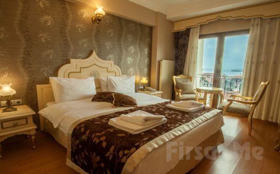 Sultanahmet Saba Sultan Hotel'de 2 Kişi 1 Gece Konaklama ve Kahvaltı keyfi!