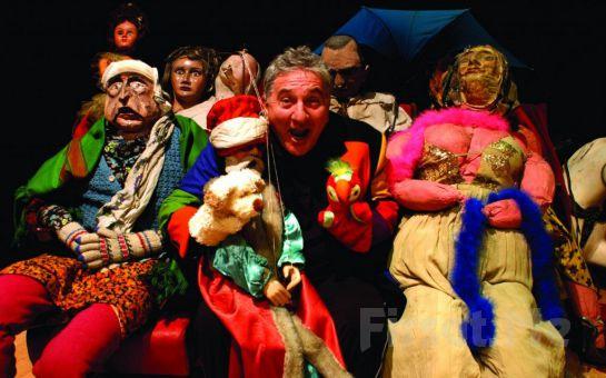 Ali Poyrazoğlu'nun Muhteşem Performansı ile Ben Eskiden Küçüktüm Müzikli Tiyatro Gösteri Biletleri