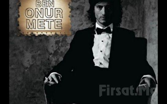 Beyrut Performance Kartal Sahne'de 8 Kasım'da 'Onur Mete' Konser Bileti
