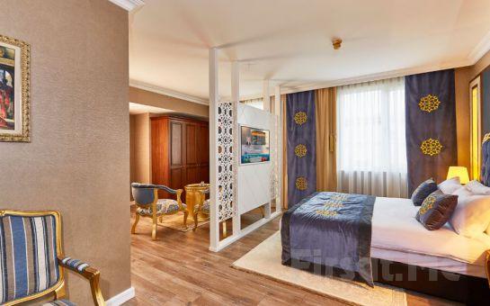 İstanbulun Kalbi Sultanahmet Seres Old City Otel'de Kahvaltı Dahil Konaklama Seçenekleri