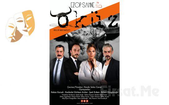 Ezop Sahne Oyuncularından Öküz Tiyatro Oyun Biletleri