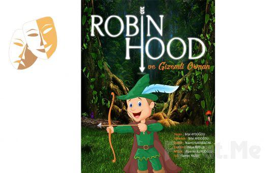 Çocuklarınız İçin 'Robin Hood' İnteraktif Çocuk Tiyatro Oyun Bileti