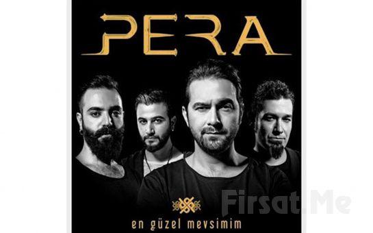 Türkiye'nin Sevilen Rock Grubu Pera Konser Biletleri