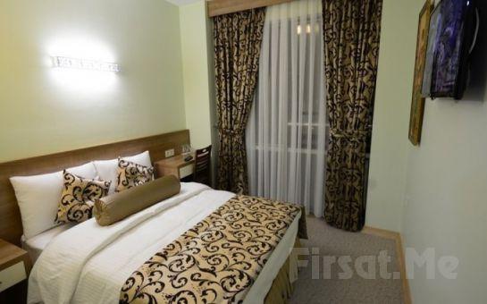Ataşehir'in Merkezinde Nice Royal Otel'de 2 Kişilik Konaklama Keyfi
