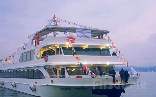 Sahil Tur'dan Muhteşem Boğaz Havasında Fasıl ve Semazen Gösteri Eşliğinde Tekne Turu ve İftar Menüsü
