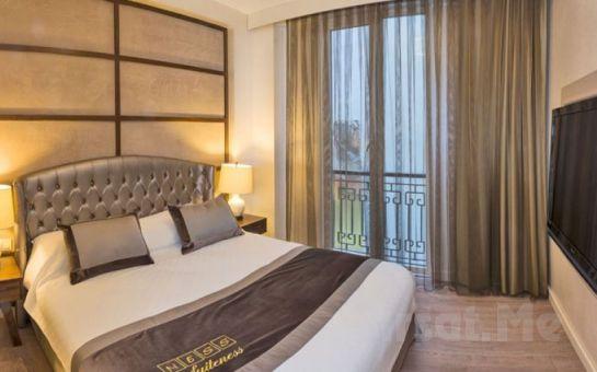 Beyoğlu Suiteness Otel'de Standart veya Suit Odalarda 2 Kişi 1 Gece Kahvaltı Dahil Konaklama Keyfi!