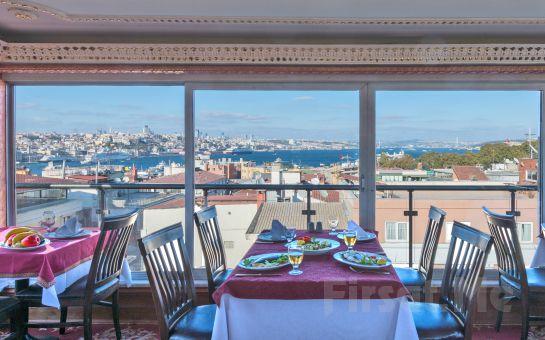 Golden Horn Otel Gourmet Terrace Restaurant'ta Leziz İftar Menüsü!