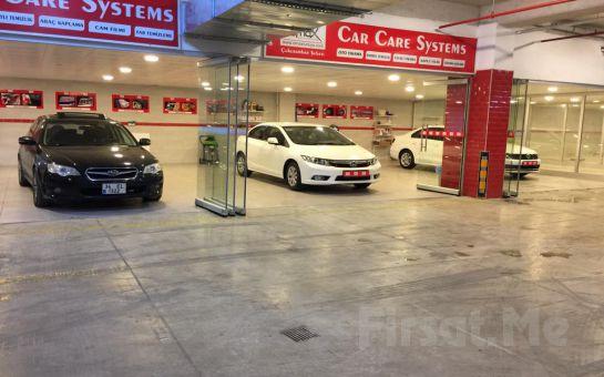 Ankara Dmax Çukurambar Oto Yıkama ve Kuaför'den Araç Temizliği ve Bakım Paketleri