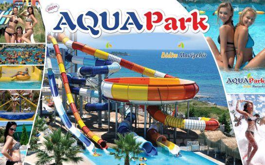Sınırsız Eğlence ve Maximum Adrenalinin Adresi Didim Aqua Park'ta, Aquapark Fırsatı!