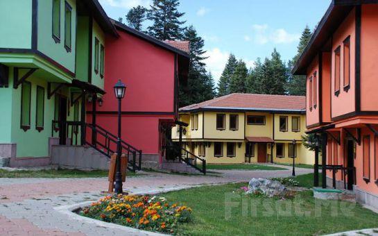 Ilgaz Dağı Milli Parkı'nda Kastamonu Ilgaz Konakları'nda Yarım Pansiyon veya Kahvaltı Dahil Konaklama Seçenekleri