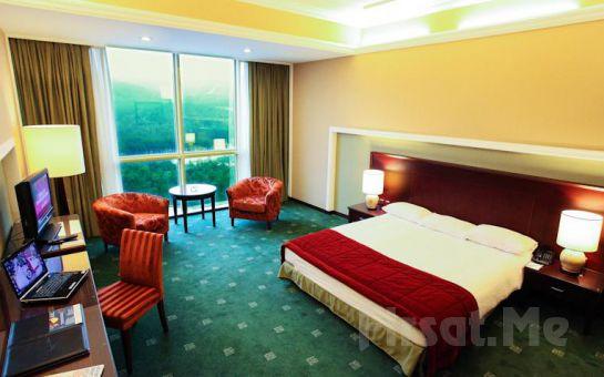Maltepe Marma Hotel İstanbul'da 2 Kişi 1 Gece Konaklama ve Kahvaltı Keyfi!