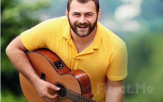 Bayramın 1. Günü 25 Haziran'da Beşiktaş Pikap'ta Ali Baran Konseri Giriş Bileti