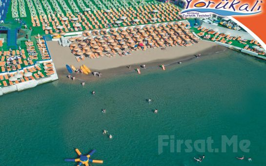 Deniz, Kum, Güneş Sizi Bekliyor! Büyükada Yörükali Plajı'na Giriş + Şezlong + Şemsiye! (Serpme Kahvaltı Seçeneğiyle)