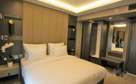 Cityloft Hotel Ataşehir'de 2 Kişi 1 Gece Konaklama Keyfi, Kahvaltı Seçeneğiyle!