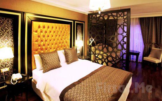 Şişli My Bade Hotel'in Modern ve Şık Odalarında 2 Kişilik Konaklama ve Kahvaltı Seçenekleri!