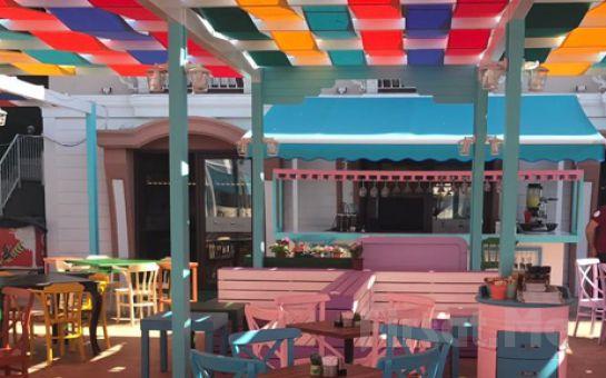 Hayal Adası Cafe Büyükada'da Deniz kenarında Kahvaltı Keyfi!