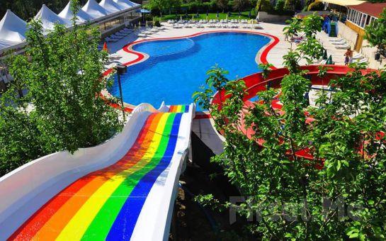 Ümitköy Aqua Apple Garden'da Tüm Gün Havuz Keyfi
