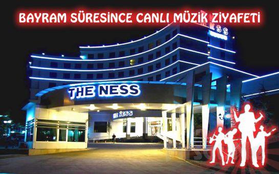 5 Yıldızlı The Ness Thermal Otel'de 1 kişi YP Plus Konaklama + Açık Havuz + Termal Havuz + SPA veya Kese & Köpük + Masaj Seçenekleri! (Bayram Seçeneğiyle)