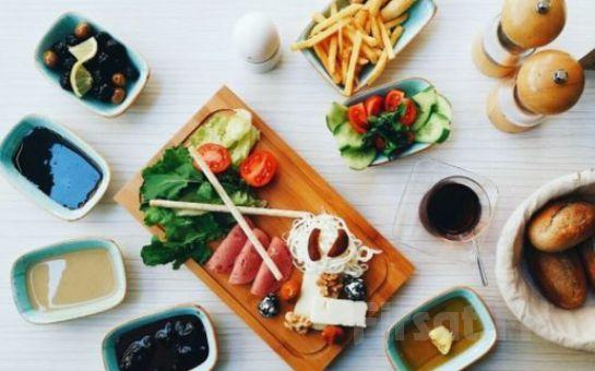 ArenaPark AVM Verona Cafe'de Zengin Çeşitlerden Oluşan Sınırsız Çay Eşliğinde Serpme Kahvaltı Keyfi!