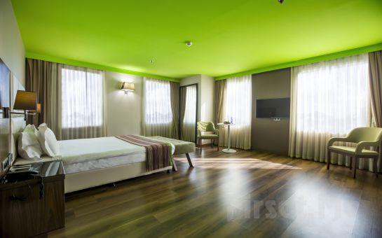 Park Inn by Radisson İstanbul Asia Kavacık'ta 2 Kişilik Konaklama ve Kahvaltı Seçenekleri