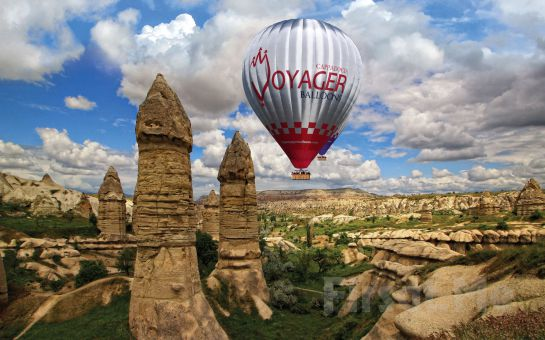 Alibaba Tur'dan Ankara ve İstanbul Hareketli 3 Gün 1 Gece Yarım Pansiyon Konaklamalı Kapadokya Turu!