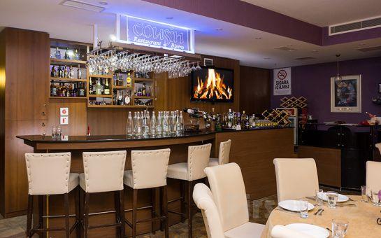 Ataşehir Cousin Restaurant'ta Her Çarşamba Aslı Akçay ile Canlı Müzik eşliğinde Leziz Fix Menü