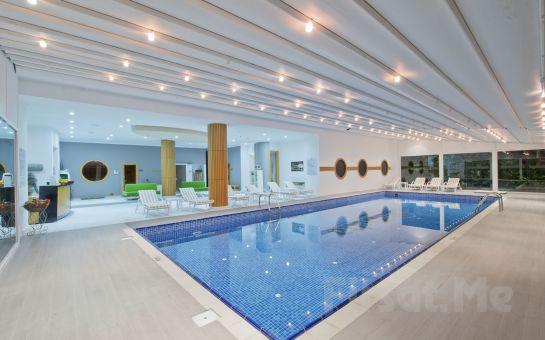 Ümraniye Ağaoğlu My City Daphne Spa & Wellness'da Klasik, Aromaterapi, Relaks Masajı Seçenekleri!