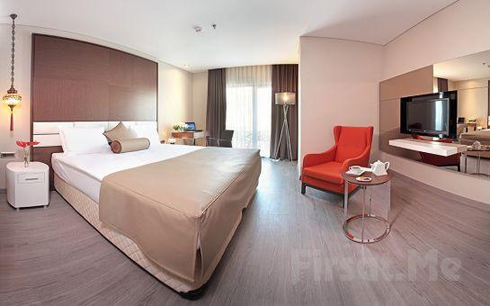 Şişli İstanbul Dora Hotel'de 2 Kişi 1 Gece Konaklama ve Kahvaltı Keyfi!