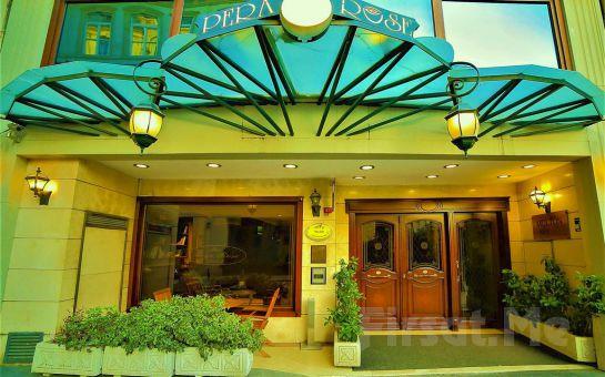 Beyoğlu Rose by Molton Hotels'de 2 Kişi 1 Gece Konaklama ve Kahvaltı Keyfi