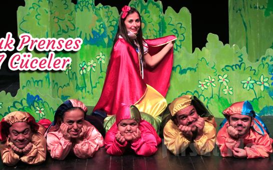 Ünlü Masal Klasiği Pamuk Prenses ve Yedi Cüceler Çocuk Tiyatro Oyun Bileti