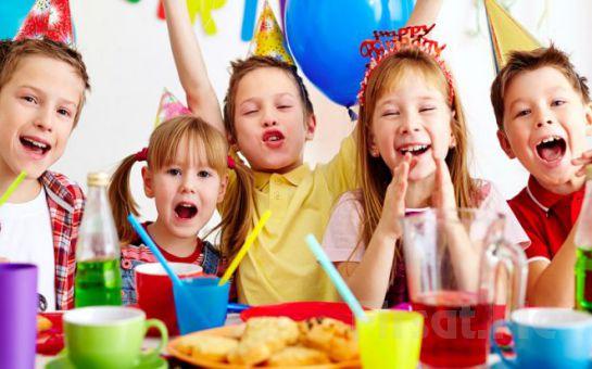 Damak Diyarı Tuzla ve Pendik Şubelerinde Geçerli Çocuk ve Yetişkinler İçin Doğum Günü Organizasyonları