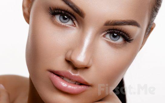 Ataşehir Estebirr Güzellik'ten Kıl Tekniği ile Kaş Kontürü, Dudak Kontürü veya Eyeliner Uygulamaları!
