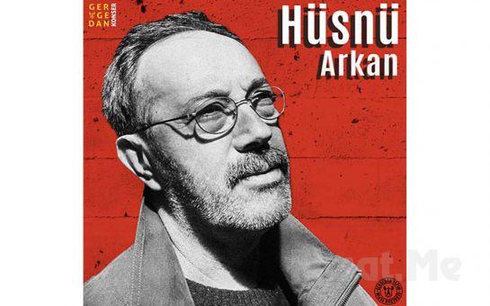 7 Nisan'da Torium Sahne'de HÜSNÜ ARKAN Konser Biletleri