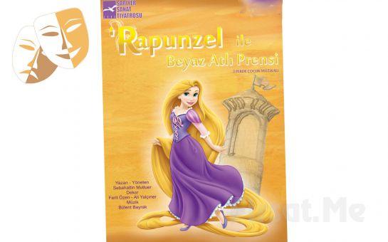 Çocuklarınız için 'Rapunzel ile Beyaz Atlı Prensi' Tiyatro Oyun Bileti