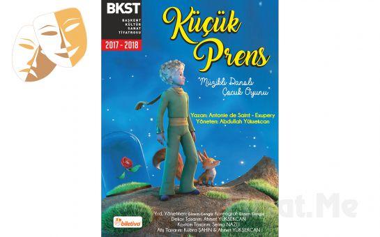 Çocuklarınız İçin 'Küçük Prens' Adlı Müzikal Çocuk Tiyatro Oyun Bileti