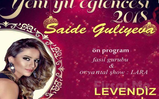 Levendiz Arnavutköy Meyhanesi'nde Canlı Müzik, Fasıl, Oryantal Showlar ve Leziz Menü eşliğinde Yılbaşı Eğlencesi