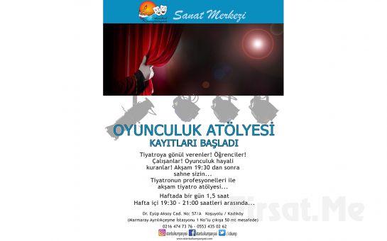 İstanbul Kumpanya'sından Yetişkinler İçin Meslek Üstü Tiyatro Eğitimi