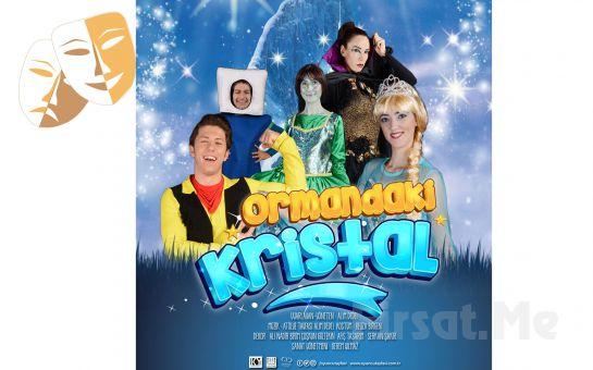 1001 Sanat'tan Ormandaki Kristal Çocuk Tiyatro Oyun Bileti