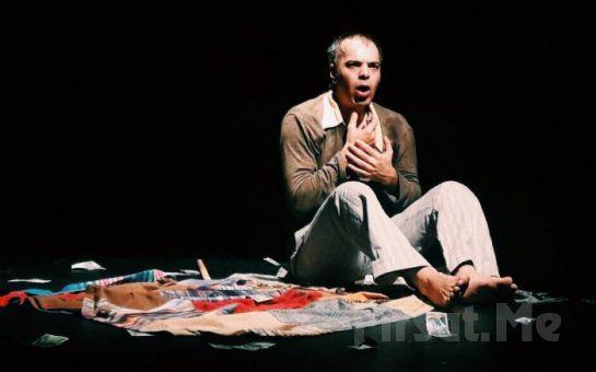 """Oğuz Altay'ın Ünlü Eserinden Uyarlanan """"TUTUNAMAYANLAR"""" Tiyatro Bileti!"""