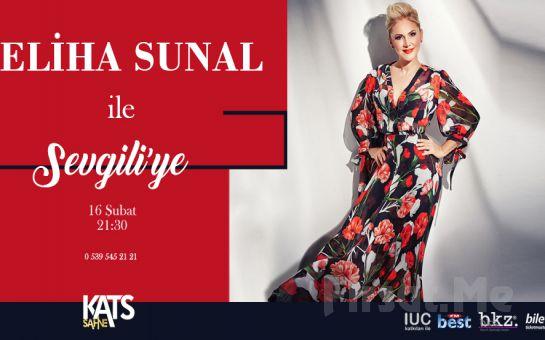 Kats Sahne'de 16 Şubat'ta Zeliha Sunal ile Sevgili'ye Konseri Giriş Bileti