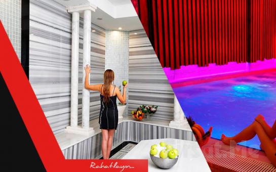 Yalova Lova Hotel, Spa'da Açık Büfe Kahvaltı, Akşam Yemeği, Spa ve Masaj Seçenekleri